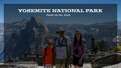 June 2015 - Yosemite