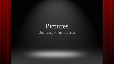 January - June 2012