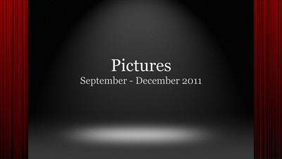 September - December 2011