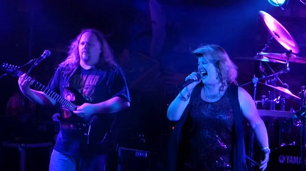 "Sweet Justice performing ""Blue Collar Man"" (cover) at Sharkys ~ June 2012 ~ V2"