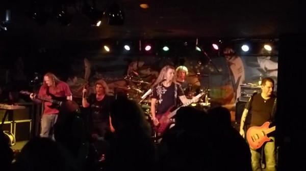 Sweet Justice ~ Sharkys ~ Nov 2012
