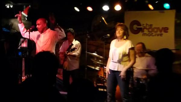 The Groove Motive ~ Sharkys ~ Dec 2011 ~ v1