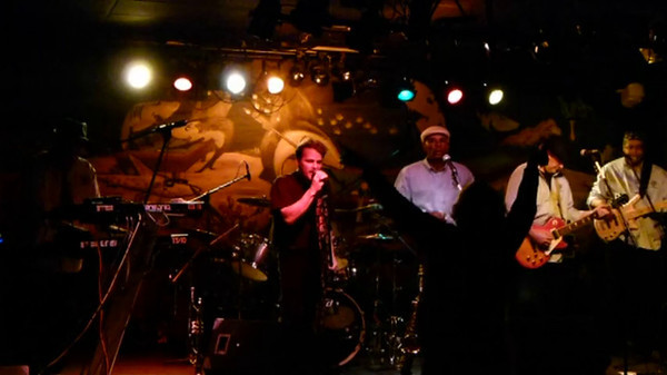 The No Bounds Band ~ Sharkys ~ Dec 2011 ~ v1