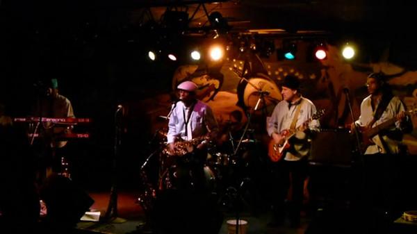 The No Bounds Band ~ Sharkys ~ Dec 2011 ~ v3