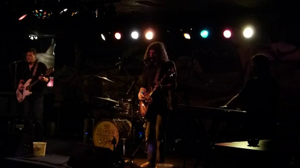 The Trongone Band ~ Sharkys ~ Jan 2012 ~ v1
