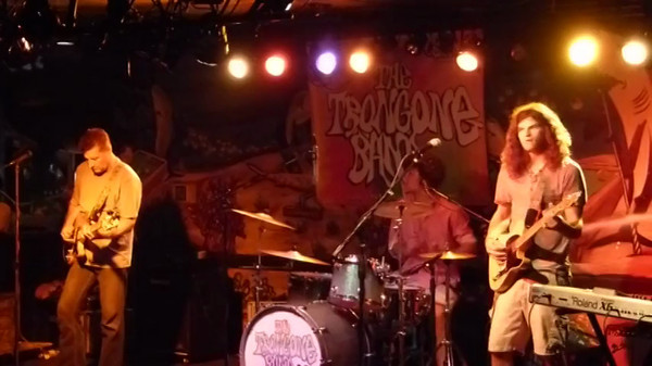 The Trongone Band ~ Sharkys ~ June 2012~ V1