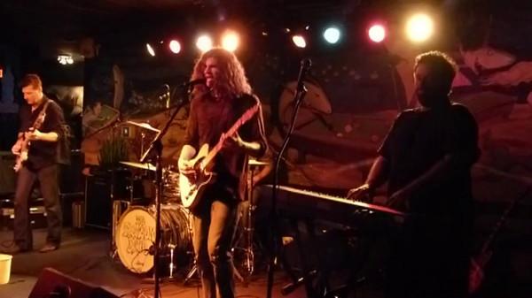 The Trongone Band ~ Sharkys ~ Jan 2012 ~ v2