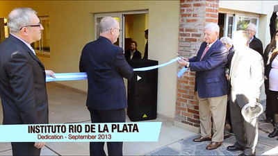 IBRC Ribbon Cutting Ceremony