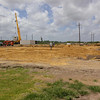 Time Lapse of Construction of New Building<br /> West Brook HS<br /> 1/6 of sec per frame