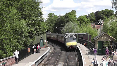 NYMR - Holiday Footage - Day One - from June 2011