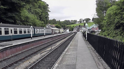 NYMR - Holiday Footage - 24 June 2011