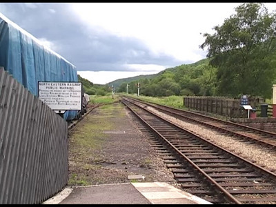 Some holiday footage from 2007 - NYMR