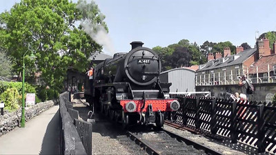 NYMR - Holiday Footage - 27 June 2011