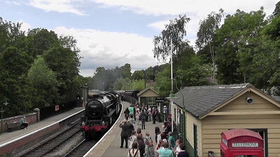 NYMR - Holiday Footage - 29 June 2011