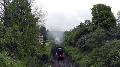West Highland Line - May 2011