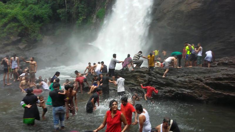 Soochipara Falls in Wayanad