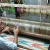 Hand Weaving - Sargaalaya Kerala Arts & Crafts Village
