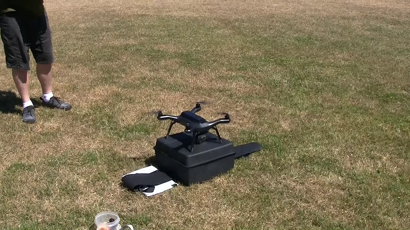 UAV Flights