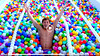 Virgin Holidays - Giant Ball Pit