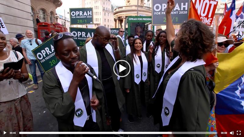 Paddy Power - Oprah for President
