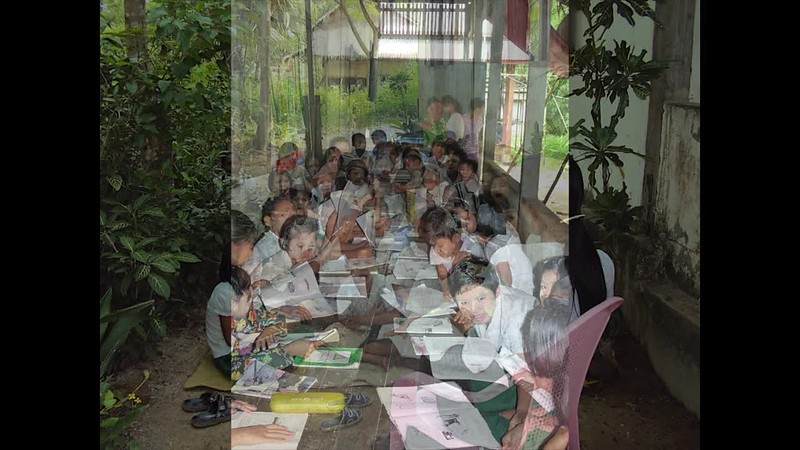 The BIRTH of a SCHOOL in BURMA: Htone-gyi school project