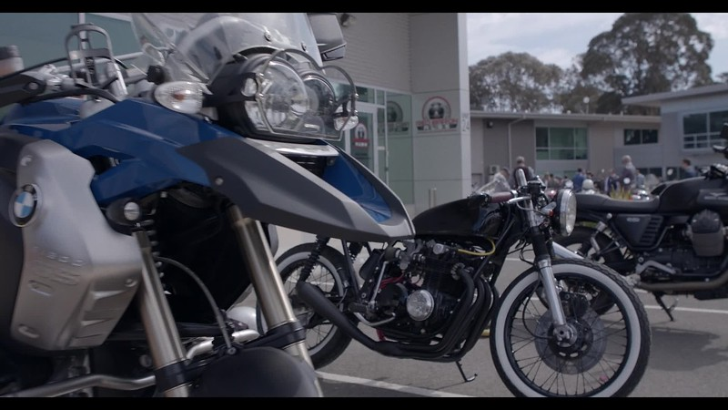 Distinguished Gentleman's Ride Canberra 2019