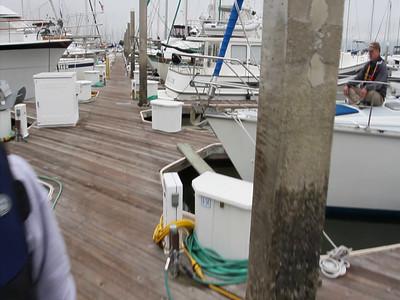 Sailing Trailer