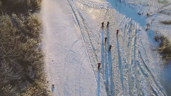 Fat Biking Expedition to Knik Glacier, Alaska
