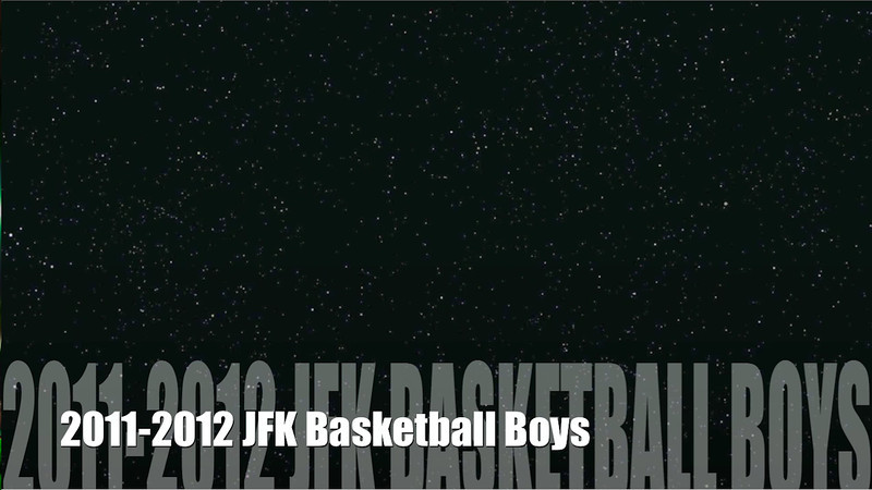 2011 JFK Basketball Boys Banquet Video by Stratman