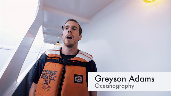 Oceanography at Humboldt State University