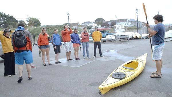 Kayaking Class - Humboldt Bay