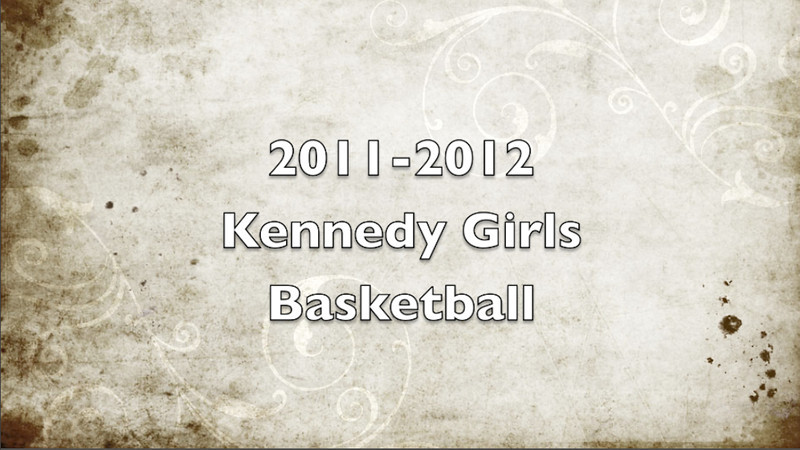 2011 JFK Basketball Girls Banquet Video by Stratman
