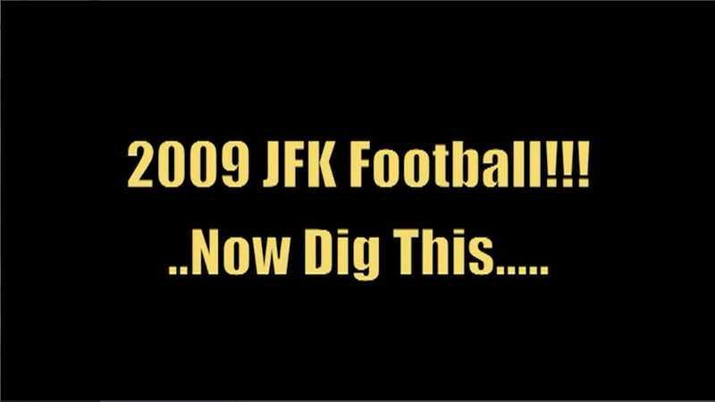 2009 Kennedy Football Banquet Video by Stratman
