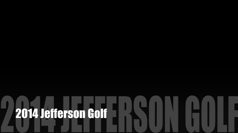 2014 Jefferson Golf