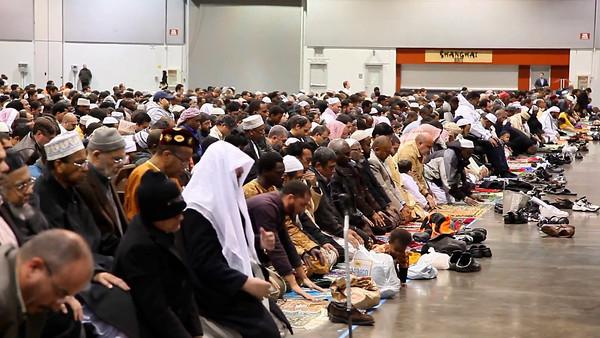 Eid al Adha in Portland, Oregon