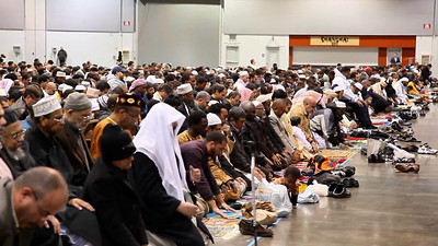 Eid al Adha in Portland, Oregon