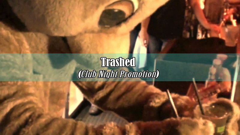 Trashed Club Night (Promo)
