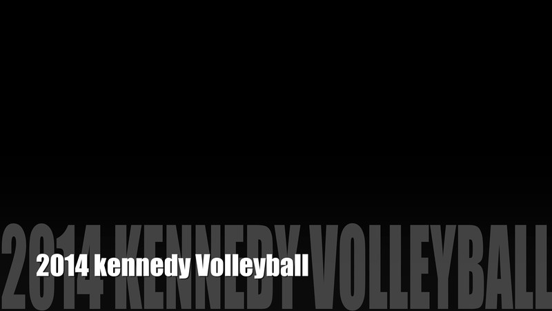 2014 Volleyball Banquet