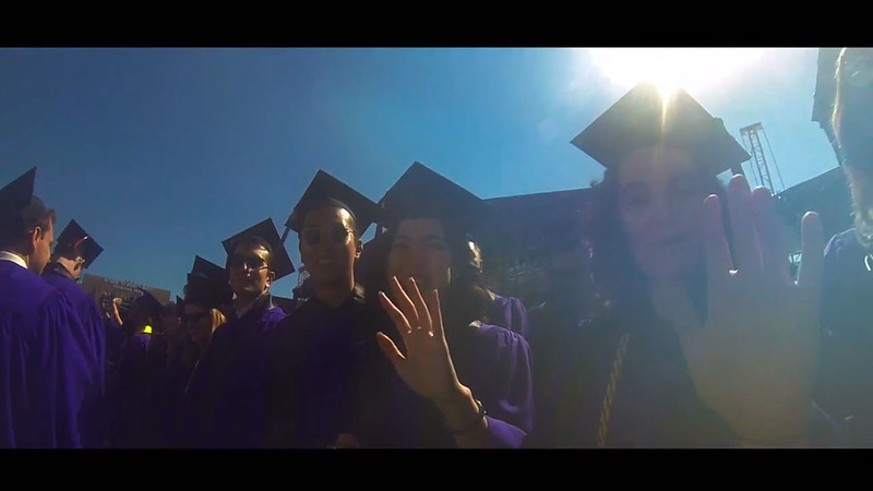 Commencement GoPro (2016)