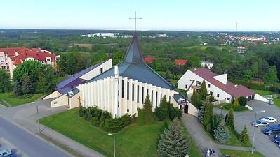 kościół Lubicz Górny - składanka