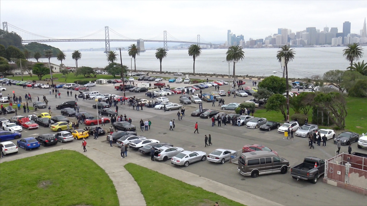 Coffee & Cars San Francisco 2016
