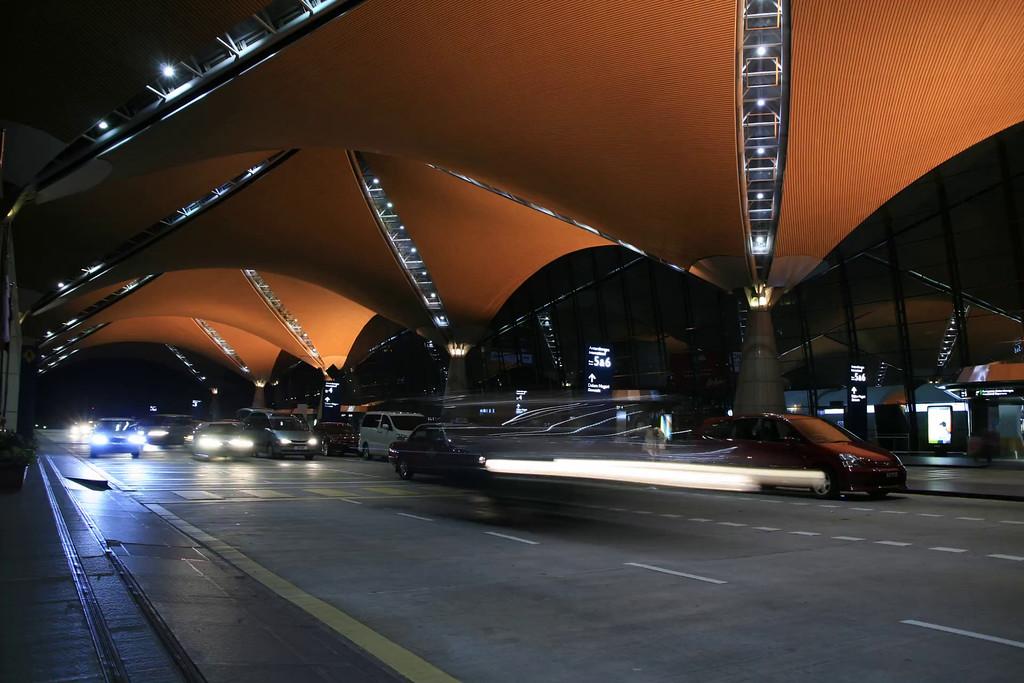 Kuala Lumpur International Airport Departures