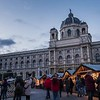 Christmas market at Maria-Theresien-Platz