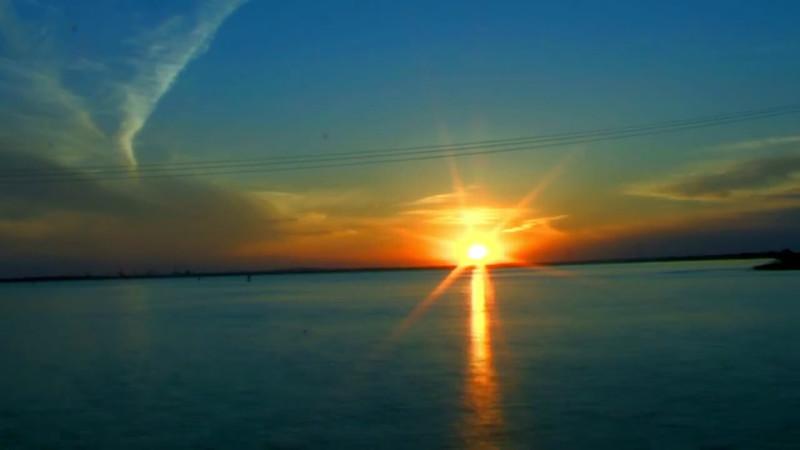 Sunset Time Lapse