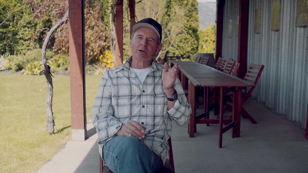 Meet Lanny Martinuk, owner and winemaker at Stoneboat Vineyards