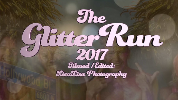 Glitter Run 5k Race - Recap Video