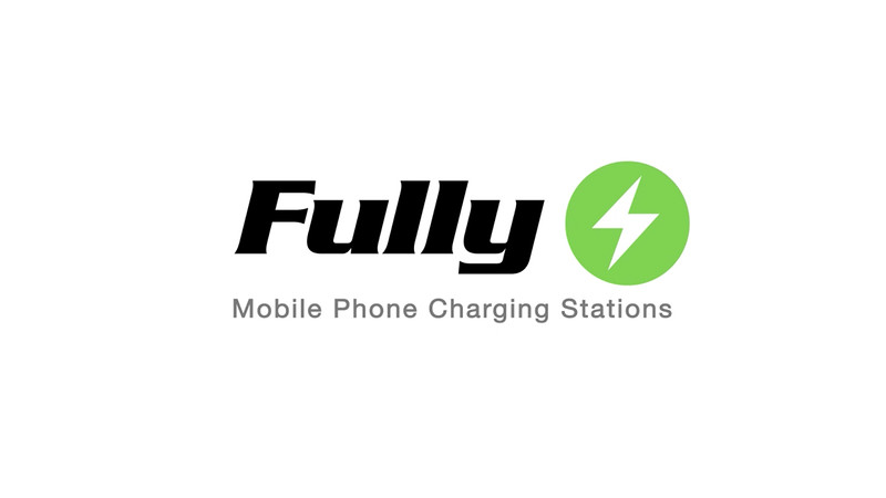 Fully: Mobile Phone Charging Stations
