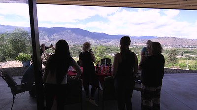 Oliver Osoyoos Wine Country - characters introduction
