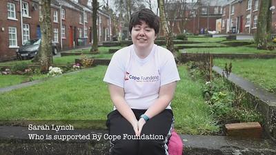 Cope Foundation 300,000 Steps Challenge