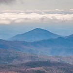 Above the Valleys of the Blue Ridge Mountains